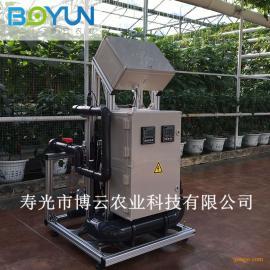 山西大寨美好家居南方水果专用水肥一体化设备 EC/PH精准控制