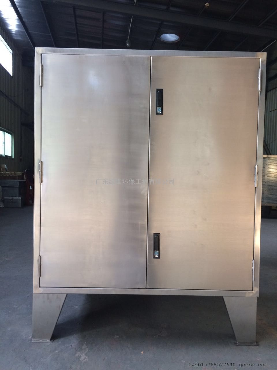 201不锈钢UV光催化氧化废气处理设备 除臭设备 有机废气处理设备