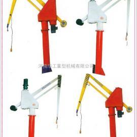 车间电动平衡吊 PDJ525高型机床专用平衡吊 折臂式吊具