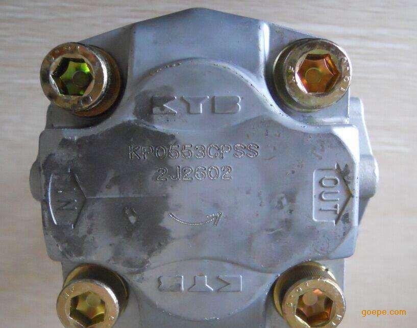 日本KYB齿轮泵KP0553CTSS