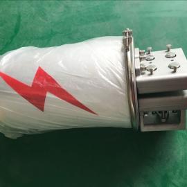 铝合金光缆接头盒光缆金具防水金属型 光缆接续盒