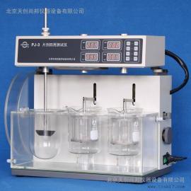 PJ-3型片剂四用测试仪