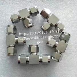 四川-成都格兰特不锈钢全新系列高压三通液压接头GBT3745-25