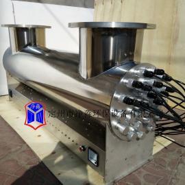 铜陵市JM-UVC-4050大功率紫外线消毒器水处理设备