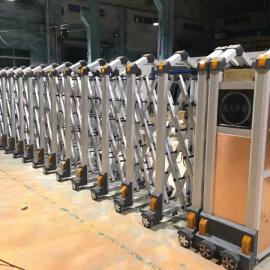 景德镇安装电动伸缩门便宜的厂家专业做自动伸缩门厂家