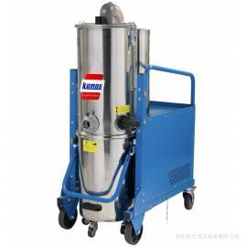 德令哈工业吸尘器 工厂车间吸尘器强力大功率铁屑粉尘除尘设备