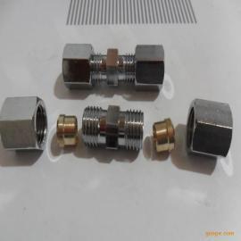 卡套式液压接头@衡水卡套式液压接头@卡套式液压接头生产厂家