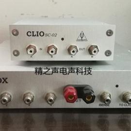 CLIO8QC 电声测试系统 检测喇叭一致性
