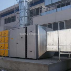造纸厂恶臭气体净化