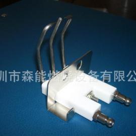 P-3C三支柱式点火针@台湾永旺点火针@台湾国晶点火针