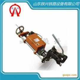 铁路养路机械_NZG-35型内燃钢轨钻孔机