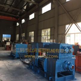 YH型高粘稠油泥输送泵:远距离输送含大颗粒直径颗粒的油泥。
