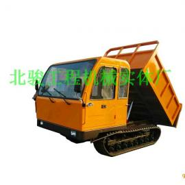 广东水稻田农用履带车 湿地草碳履带运输车 农用拖拉机