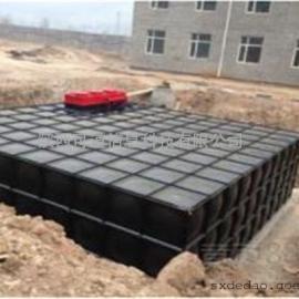 渭南一体化消防水箱技术方案