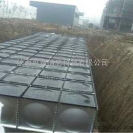 西安销售地埋式消防水箱厂家
