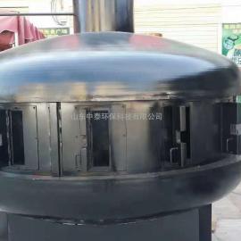 大型UFO烤鱼炉 电烤12条圆形半圆形烤鱼炉 商用大型烤鱼烤海鲜烤�