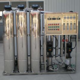 全自动双级反渗透纯水机