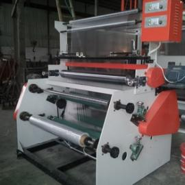 厂家专业生产PP吹膜机 聚丙烯吹膜机 双收卷可以做单层膜
