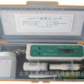 PHB-5型便携式酸度计