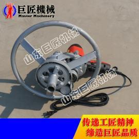 便携式电动小型打井机 黑龙江农田灌溉组织井简便易用