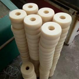 加工尼龙轴套 黑色耐磨尼龙管棒 尼龙板材 尼龙塑料件