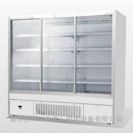 凯雪KX-P4DF冷藏展示柜 超市冷藏柜 蔬果保鲜柜
