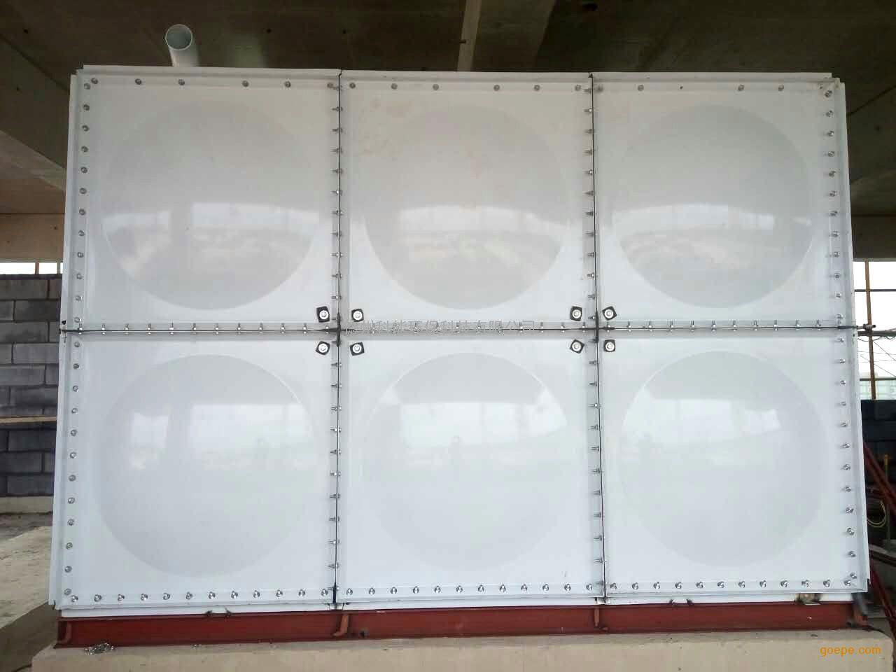 天津厂家生产优质喷塑水箱 消防/保温喷塑水箱 抗老化