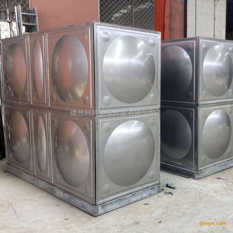 科能水箱全国销售304#不锈钢组合式水箱永不生锈