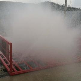 四川巴中建筑工地自动洗车平台,洗车快,效果好