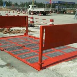 成都温江区混凝土搅拌站车辆自动洗车平台