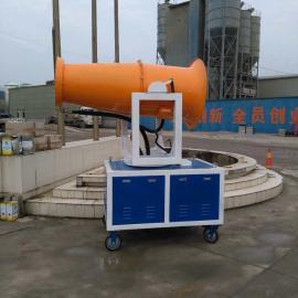 四川公共场所除尘降温消毒设备除尘雾炮机