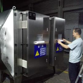 工业型低温等离子除臭设备