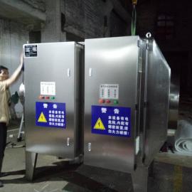 低温等离子除臭设备废气处理等离子等离子空气净化设备