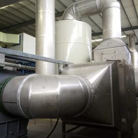 聚丙烯废气吸收塔 喷淋塔 塑料废气净化塔 酸雾净化塔 洗涤塔