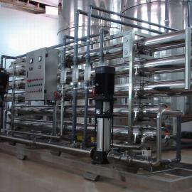 制药纯化水二级反渗透设备