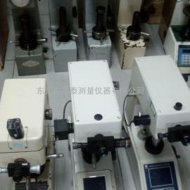 二手HV-1000/华银东华维氏硬度计/东莞旧硬度机直销