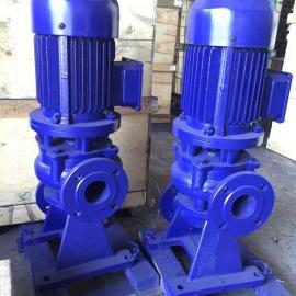 200LW300-7-11立式无堵塞排污泵