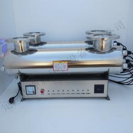 养殖场用紫外线消毒器JM-UVC-600水处理设备