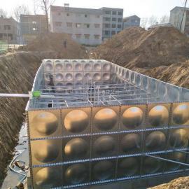 地埋水箱价格,BDF地埋水箱使用寿命