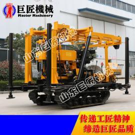 山西供应XYD-200链轨钻机 200米打水井钻机生产厂家