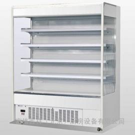 凯雪KX-1.3LFA展示柜 风幕柜 超市冷藏展示柜