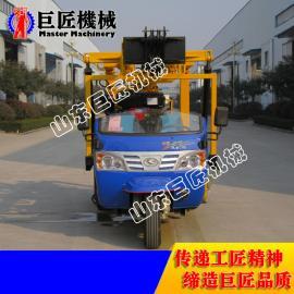 华夏巨匠XYC-200A三轮车载打井机 车载钻机厂无中间商
