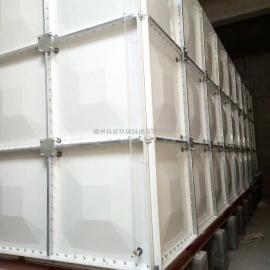 德州科能SMC玻璃钢水箱 消防水箱 组合式水箱 品质靠谱