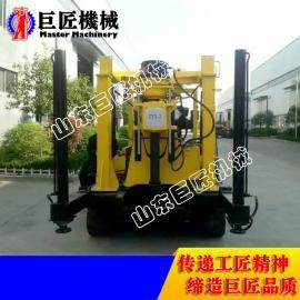买打井机械设备选山东巨匠 降水井钻机价格低型号全