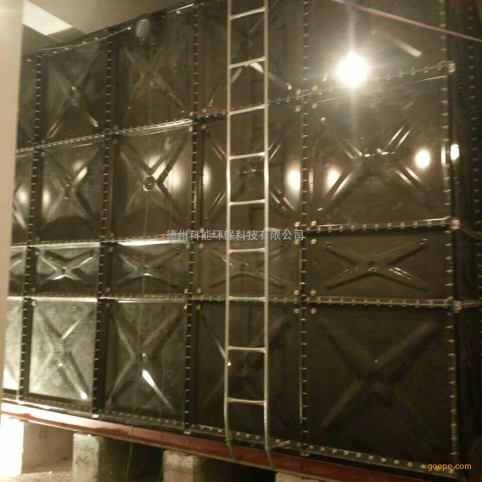 科能水箱全国销售高强度搪瓷水箱美观耐用