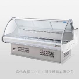 凯雪熟食柜KX-2.0GF 宝石娇子风冷 熟食展示柜