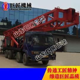 千米大口径水井钻机 SPJ-1000型车载钻机源头直供