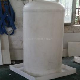 加工PP储罐立式耐酸碱罐聚丙烯防腐罐塑料化工桶过滤罐