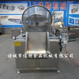 麻花电加热油炸机,江苏油饼油炸机