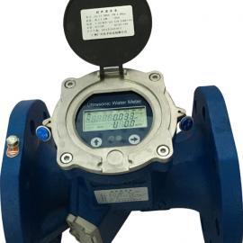 广川GS-T3球墨铸铁传感器进口电池供电可泡水双声道超声波水表